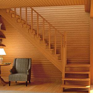 какую древесину использовать для лестницы